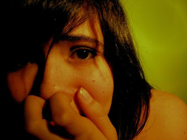 cara de miedo_Andrea Gonzalez