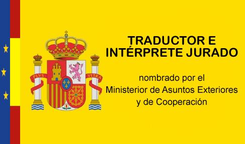 traductor e intérprete jurado